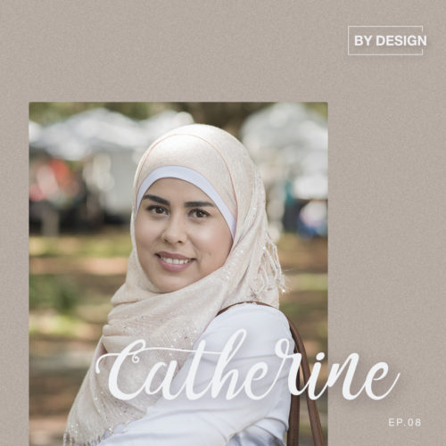 Catherine Zaben - The Perfect Blend | BY DESIGN Ep.08