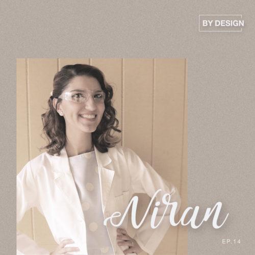 Niran Aldulaimi Slykerman - Cultural Chemistry | BY DESIGN Ep.14